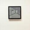 Črn lakiran okvir za slike