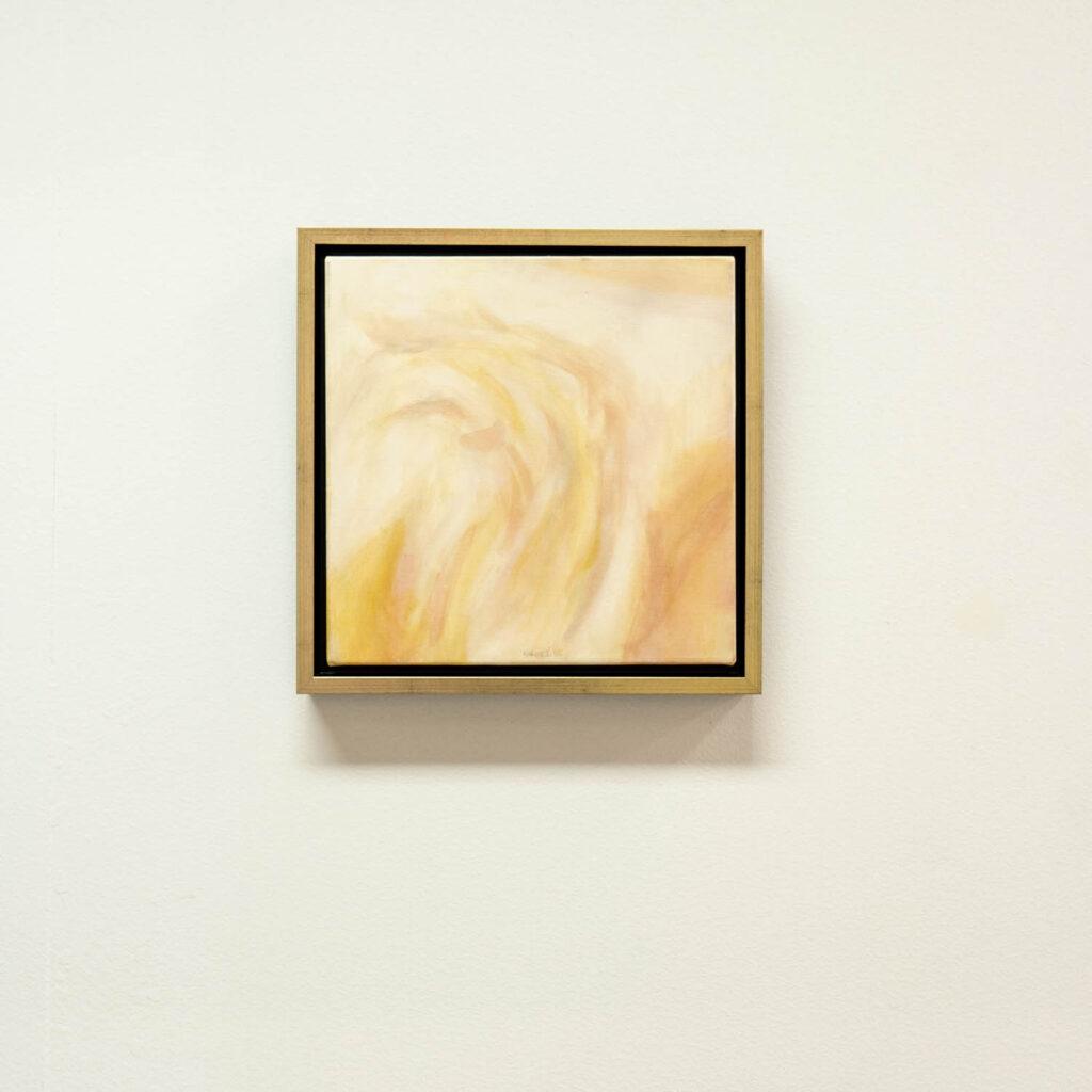 Zlat lakiran okvir za slike